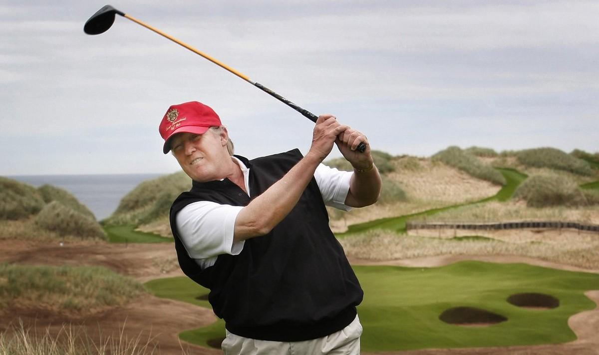 A Dangerous Game Donald Trump