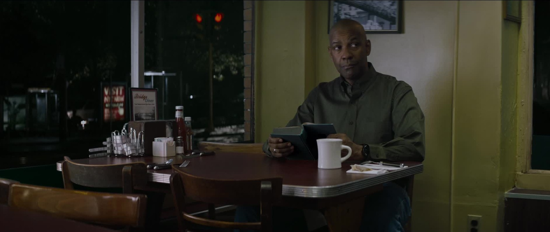 The Equalizer Coffee